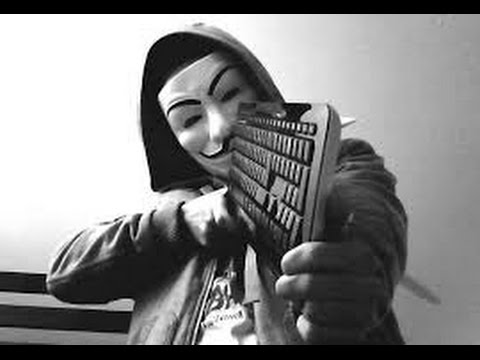 Anonymous Hacks Westboro Baptist Church Website LIVE Video