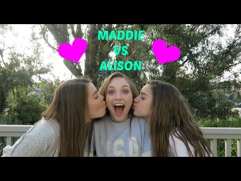 7 SECOND CHALLENGE ft. Alison and my sis!