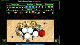 Danys Virtual Drum 2 videosu
