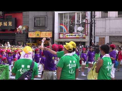 浅草サンバカーニバル20130831浅草小学校