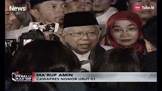 Video Pascadebat, Ma'ruf Amin: Oposisi Kerjanya Memang Mengkritik - Pemilu Rakyat 17/03 MP3, 3GP, MP4, WEBM, AVI, FLV Maret 2019