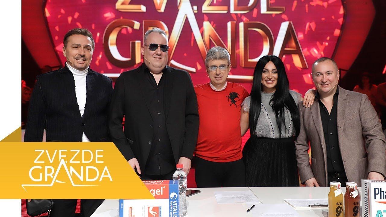 Zvezde Granda Specijal – (03. februar)