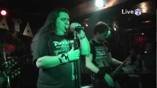 15. Аналгин и Звезди - (Dio) - Holy Diver -- LiveBox, club Maskata,15.12.2012