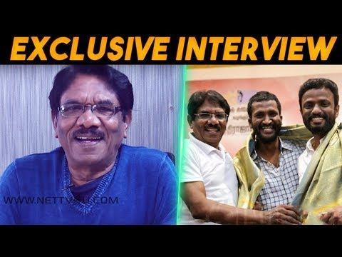 Kuttraparambarai Movie Will Happen - Interview With Director Bharathi Raja