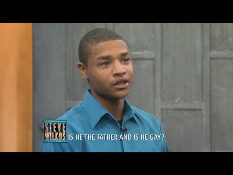 Steve I Swear I M Not Gay The Steve Wilkos Show