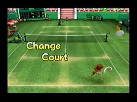 Mario Power Tennis #1