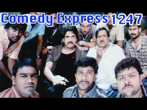 Comedy Express 1247 || Back to Back || Telugu Comedy Scenes