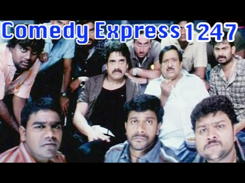 Comedy Express 1247 || Back to Back || Telugu Comedy Scenes