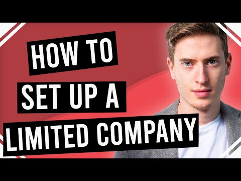 Setting up a Ltd Company for Amazon in the U.K. - Video 3 U.K. Set up Series