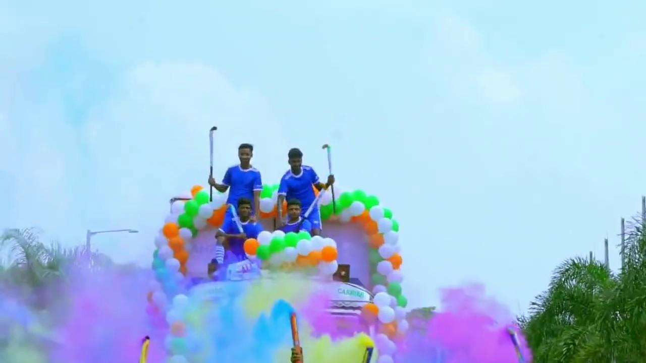 Odisha Hockey Men's World Cup 2018 Song