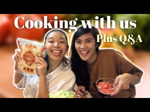 "Jemay and Ana - Vlog #32 ""COOKING WITH US!!"""