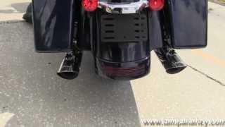 10. Used 2012 Harley Davidson FLTRX Road Glide Custom For Sale