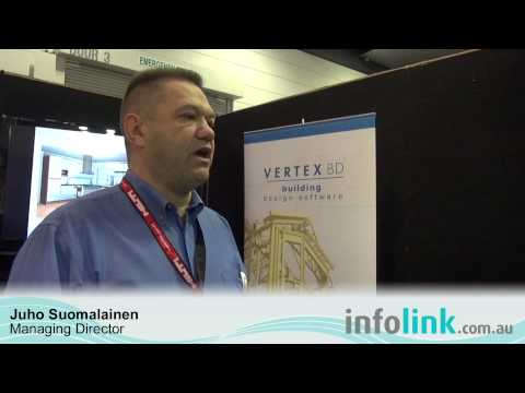 Building Design Software from Vertex Systems