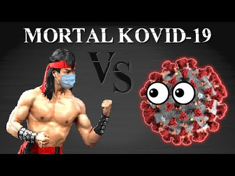 Mortal Kombat VS KOVID-19