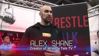 Wrestle Talk TV reaches new heights at Comic-Con 2012