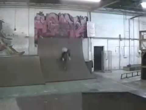 Hardcore Sports Indoor Skatepark final video
