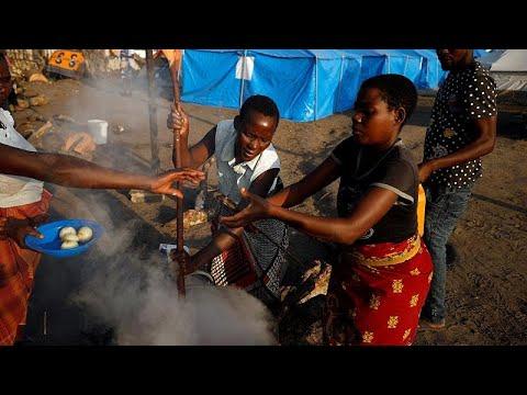 Έκκληση για ανθρωπιστική βοήθεια στη Μοζαμβίκη