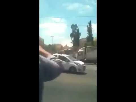 فيديو:استشهاد لفلسطيني ومقتل اسرائيلي بدعوى تنفيذ عملية في القدس