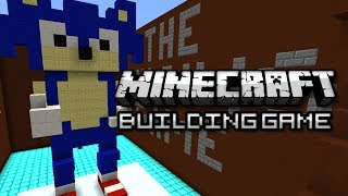 Minecraft: Building Game - CLASSIC VIDEO GAME EDITION!
