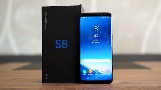 Samsung Galaxy S8 bei Amazon Kaufen/Ansehen: http://amzn.to/2o7xvUq Bei Sparhandy: https://goo.gl/tvfXP5 In diesem Video seht ihr ein deutsches ...