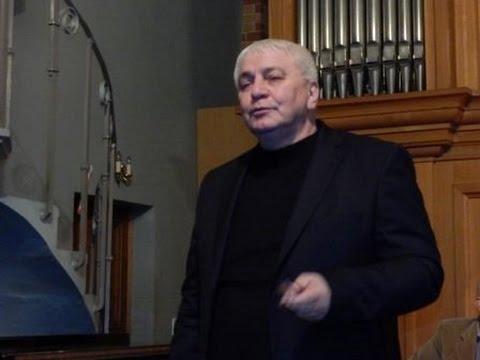 Богдан Томенчук з новою книгою у Чернівцях