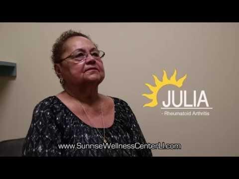 Julia – Rheumatoid Arthritis