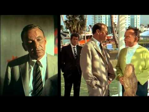 Lady in Cement 1968 Trailer