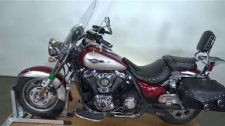 7. 2010 Kawasaki Vulcan Classic 1700