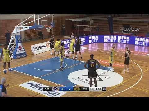 ΛΑΥΡΙΟ – ΡΕΘΥΜΝΟ | Basket League | 02/11/2019 | ΕΡΤ