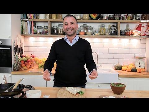 Barley & Quinoa Piadina, Organic, Natural Food (270g)