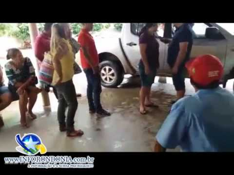 Vergonha: Falta de Ambulância no Hospital de Nova Brasilândia Ancelmo Bianchini.