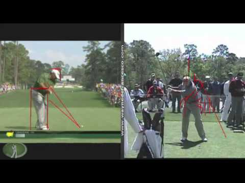 Angel Cabrera Golf Swing Analysis