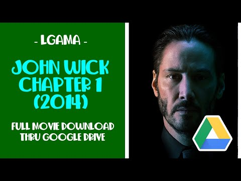 John Wick Chapter 1 Download Movie Tutorial
