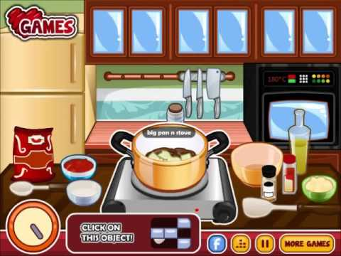 Barbie Games - Chef Barbie  - Cooking Games