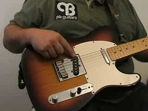 How to use the controls on your electric guitar.