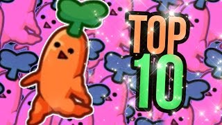 Top 10 Weirdest Games On iOS (Japanese)