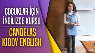 Çocuklar için İngilizce Kursu - Candelas Kiddy English 2