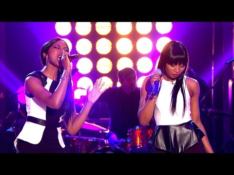 DTwinz perform 'I'm Every Woman': Knockout Performance - Episode 10 - The Voice UK 2015 - BBC One