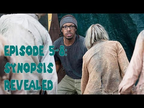 The Walking Dead Season 9 - Episodes 5-8 Synopsis Reveal | Rick's Exit & The Whisperers Breakdown