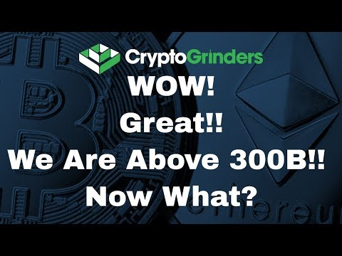 Wow Great We Are Above $300B...Now What? video