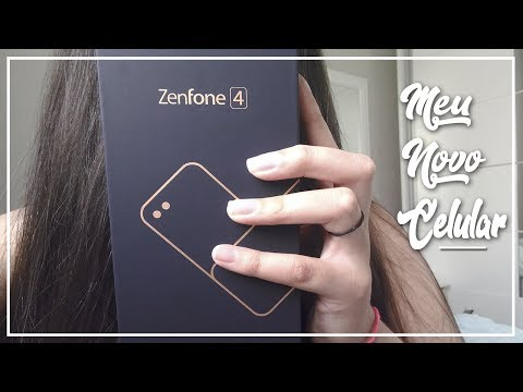 Tudocelular - Meu Novo Celular Zenfone 4