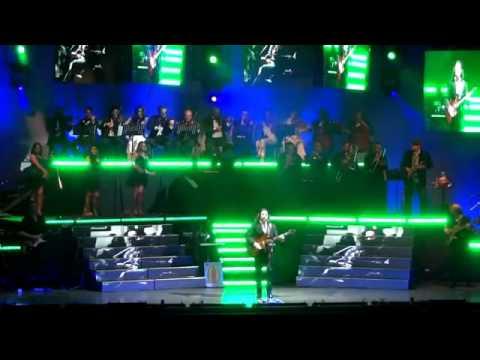 Marco Antonio Solis 2012 RECITAL COMPLETO Luna Park Buenos Aires