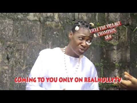 IJELE THE VILLAGE CHAMPION 3&4 (OFFICIAL TRAILER) - 2019 LATEST NIGERIAN NOLLYWOOD MOVIES