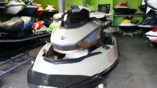 5. Pair of 2009 Seadoo GTX Limited 255 hp  for sale