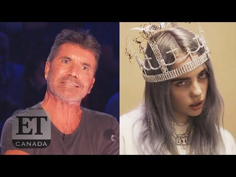 Simon Cowell Is Not A Billie Eilish Fan, Calls Act 'Worst Live Performance'