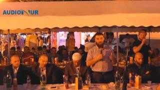 Iftar në Korzo - Pejë 1435 _ 2014 - Hoxhë Enes Goga