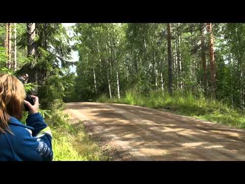 Fiński rajd z grubymi dzwonami na hopie