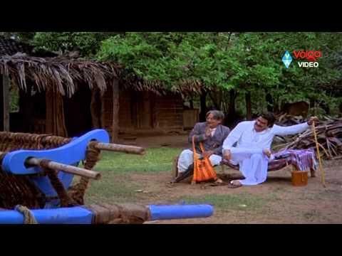 Comedy Kings - Discussion Between Dora And Kannappa Comedy Scene - Allu Ramalingaiah