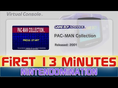 Pac-Man Collection Wii U