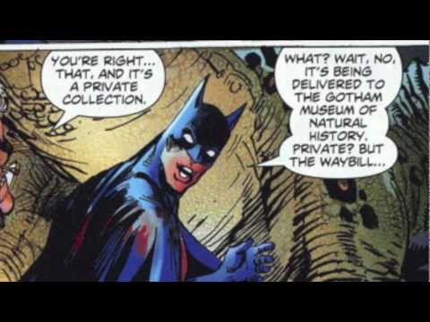 Batman Odyssey Vol. 1 #3 Motion Comic